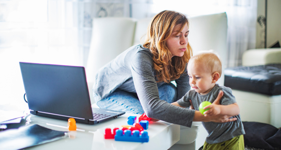How To Manage Working And Parenting Life