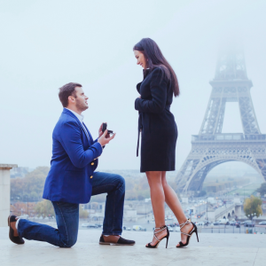 Top Romantic Places to Propose